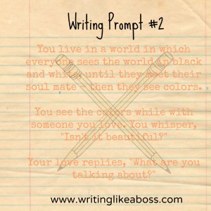 Writing Prompt #2 (1)