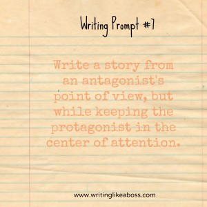 Writing Prompt #7