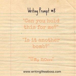 Writing Prompt #8