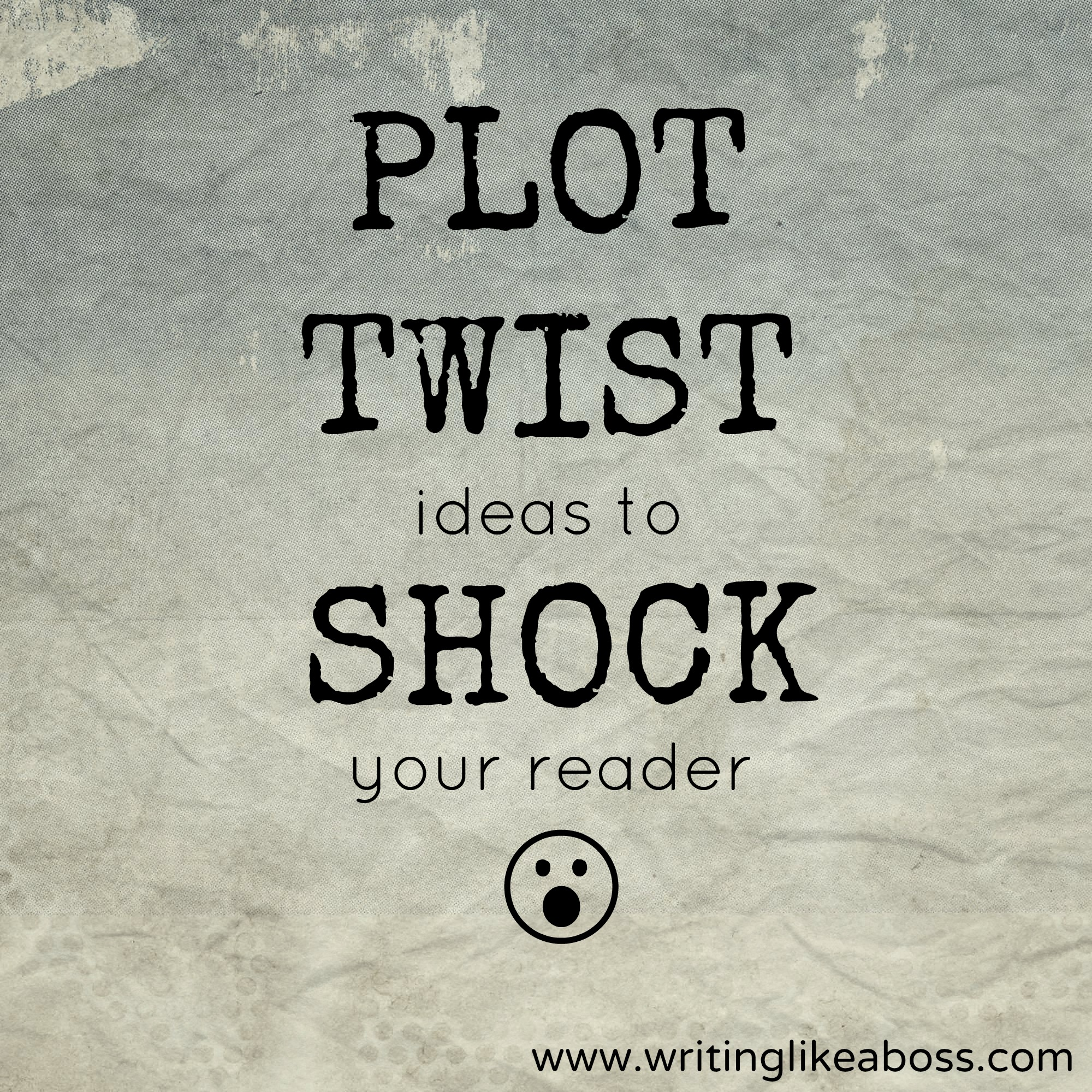 creative writing plot twist ideas 36 plot ideas for your novel  looking for fresh plot ideas  there are no new ideas, just fresh ways of writing them.