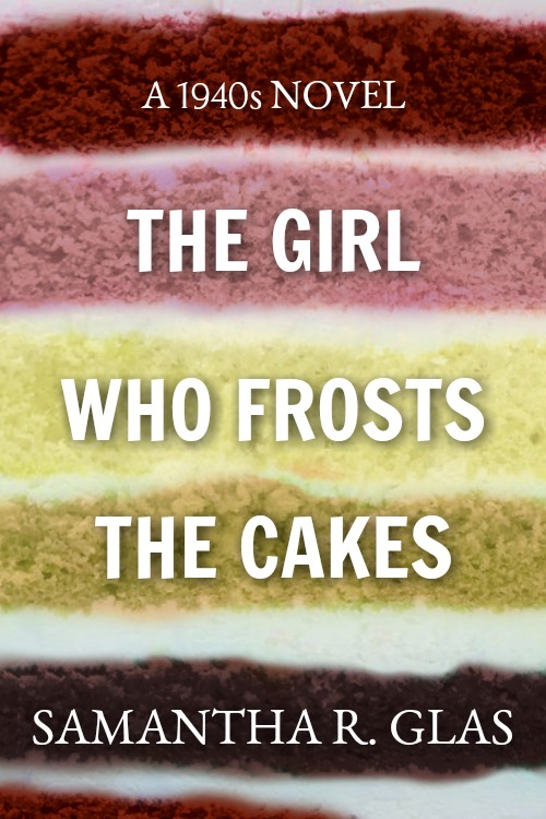 The Girl Who Frosts the Cakes